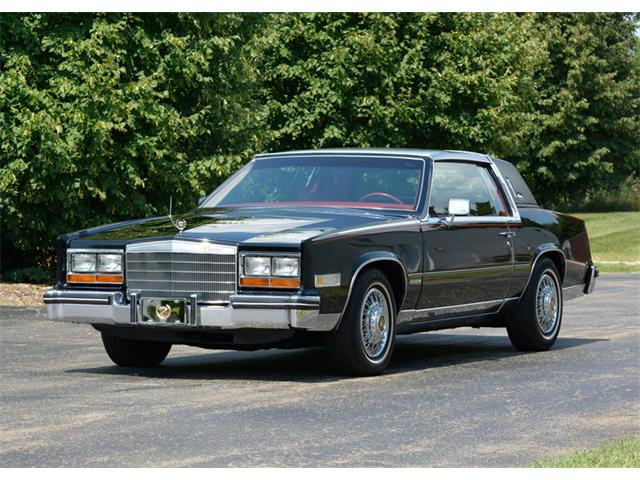 1982 Cadillac Eldorado Biarritz   897209