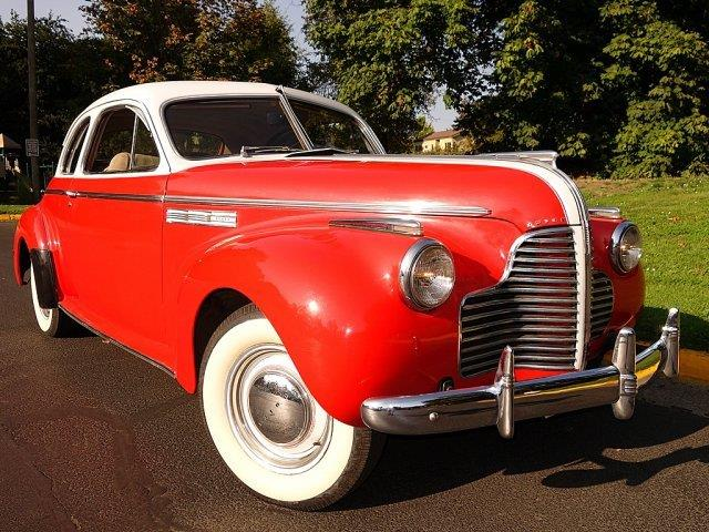 1940 Buick 2-Dr Coupe | 897221