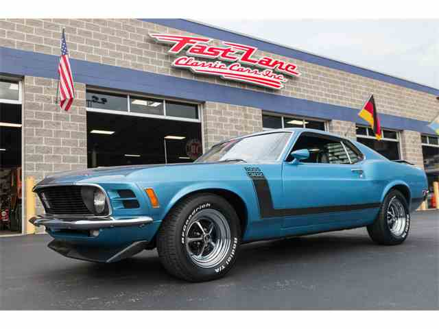 1970 Ford Mustang | 897223