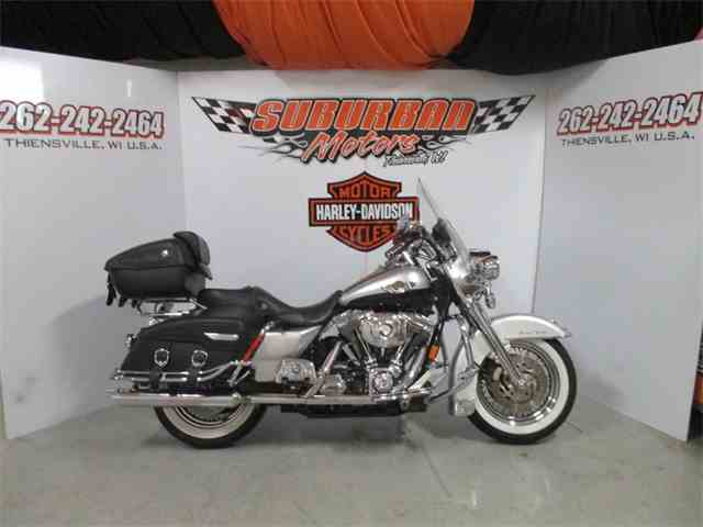 2003 Harley-Davidson® FLHRC - Road King® Classic | 897230