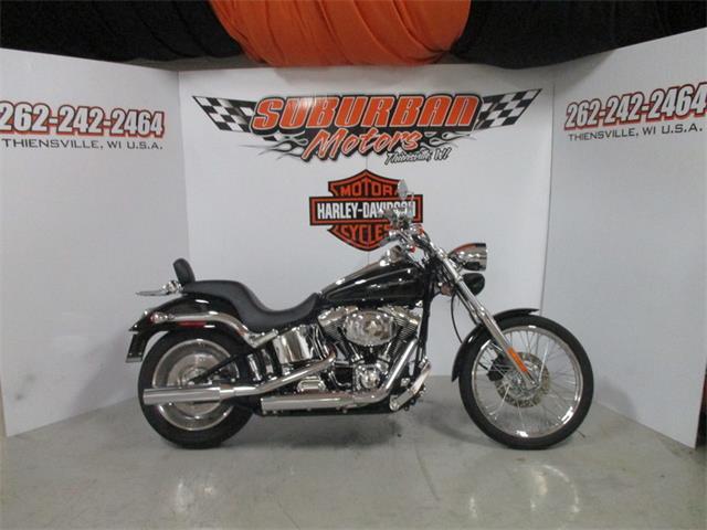 2004 Harley-Davidson® FXSTDI Softail Deuce | 897232