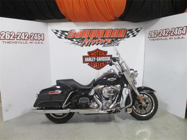 2015 Harley-Davidson® FLHR - Road King® | 897234