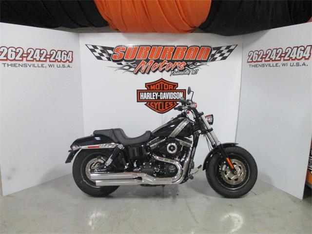 2015 Harley-Davidson® FXDF - Dyna® Fat Bob® | 897236