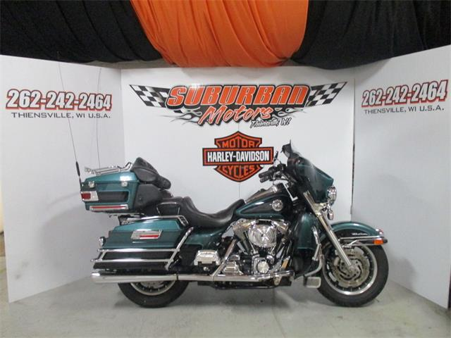 2001 Harley-Davidson® FLHTC - Electra Glide® Classic | 897237
