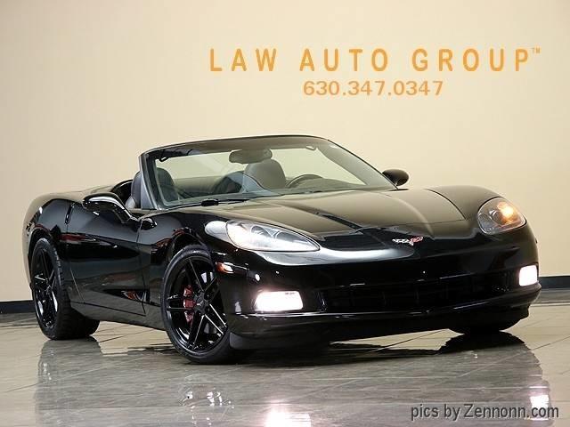 2005 Chevrolet Corvette | 897241