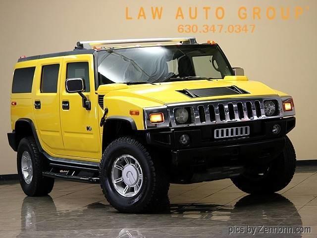 2003 Hummer H2 | 897242