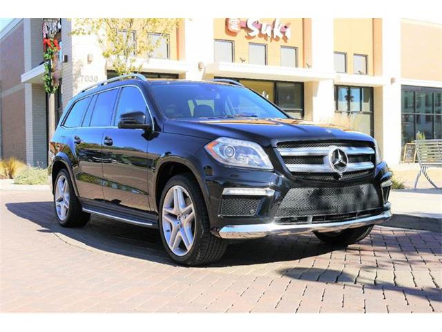 2015 Mercedes-Benz GL450 | 897259