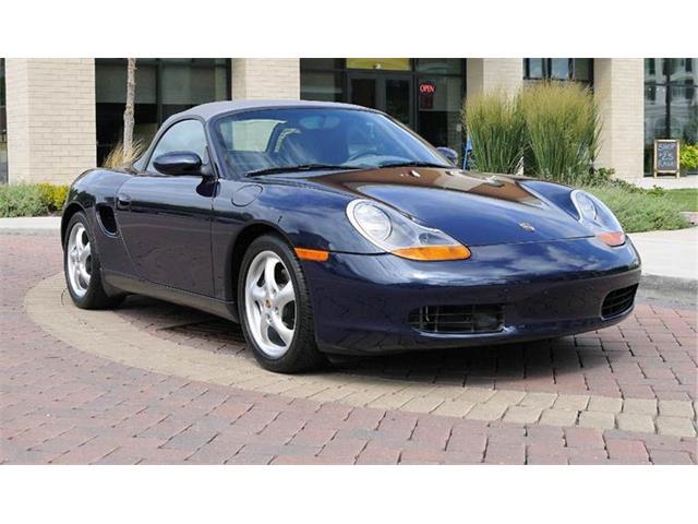 1999 Porsche Boxster | 897263