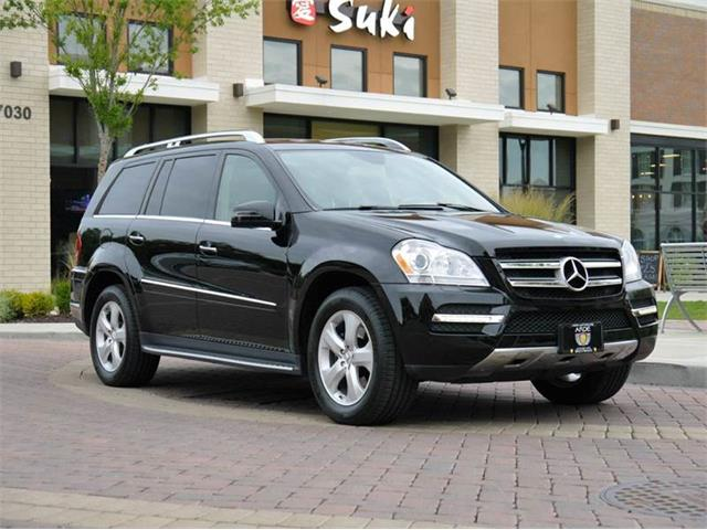 2012 Mercedes-Benz GL450 | 897265