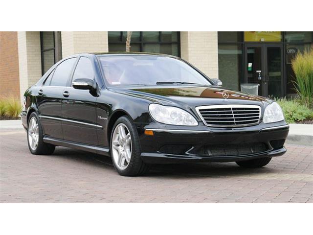2005 Mercedes-Benz S-Class | 897267