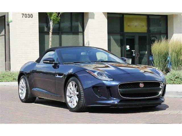 2016 Jaguar F-Type | 897268