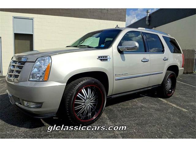 2008 Cadillac Escalade | 897270