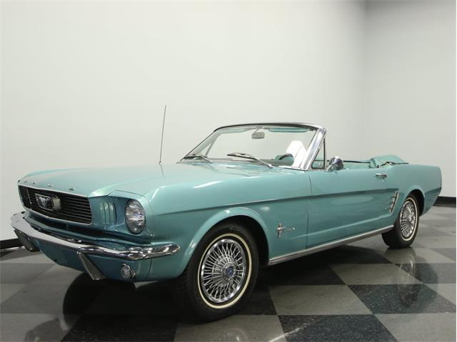 1966 Ford Mustang | 897272