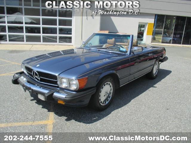 1986 Mercedes-Benz 560 | 897287