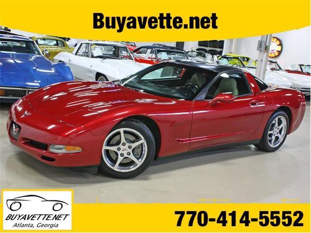 2002 Chevrolet Corvette | 897288