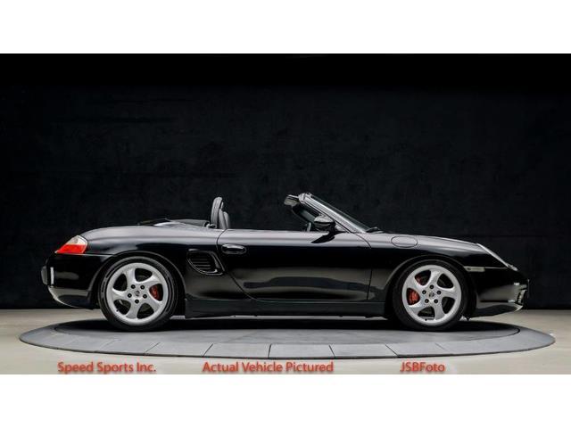 2000 Porsche Boxster | 897300