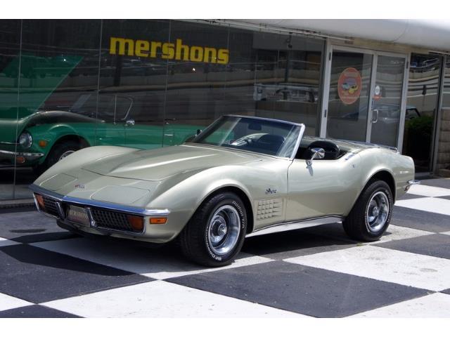 1972 Chevrolet Corvette | 897306