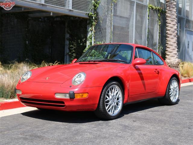 1995 Porsche 993 | 897310