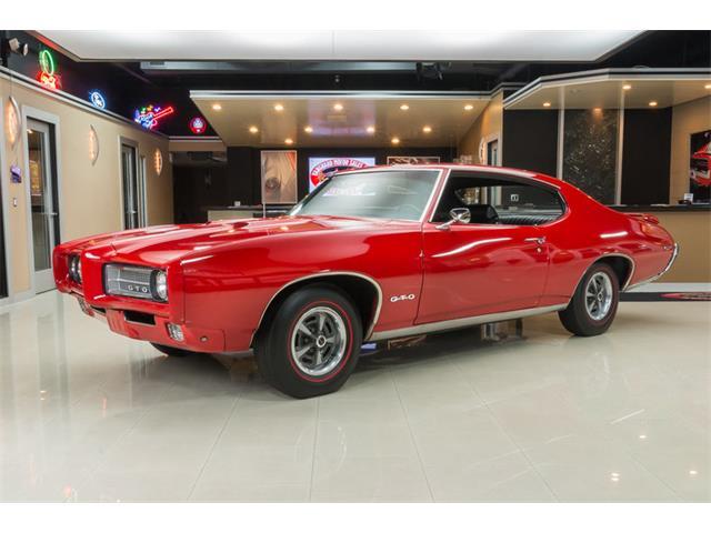 1969 Pontiac GTO | 897322