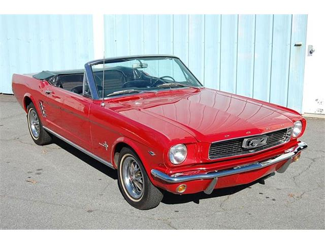 1966 Ford Mustang | 897333