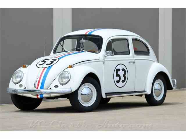 1961 Volkswagen Bettle Herbie | 897336
