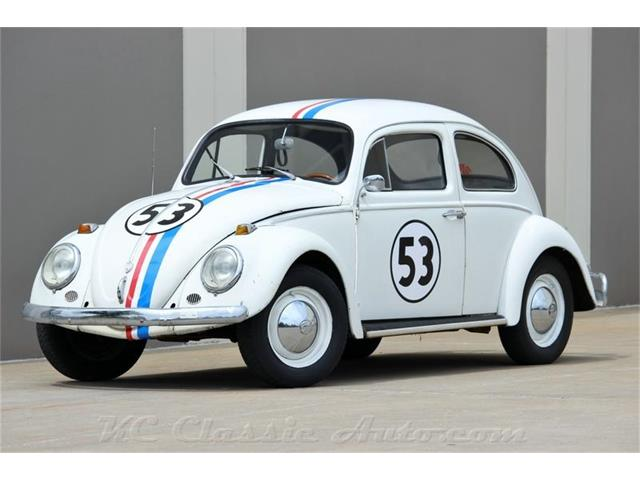 1961 Volkswagen Bettle Herbie | 897336