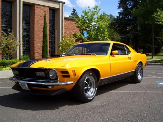 1970 Ford Mustang | 897337