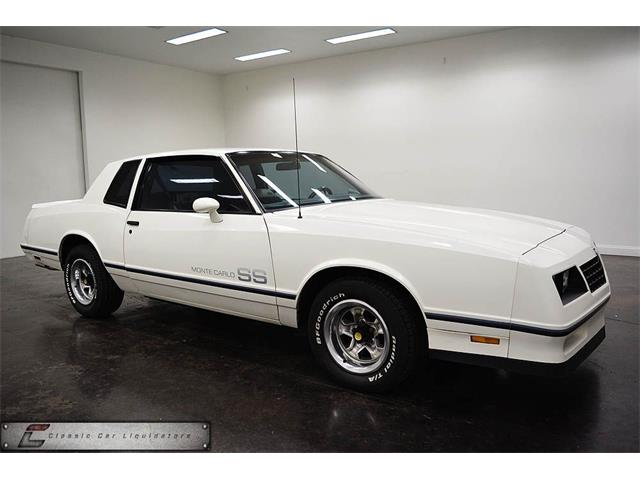 1983 Chevrolet Monte Carlo | 897346