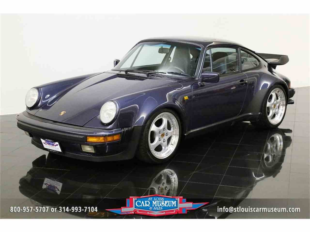 Porsche 930 For Sale >> 1985 Porsche 911 Turbo (930) Coupe for Sale | ClassicCars.com | CC-897348