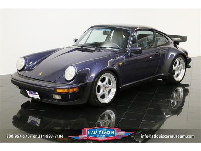 1985 Porsche 911 Turbo (930) Coupe | 897348