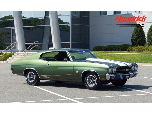 1970 Chevrolet Chevelle | 897349