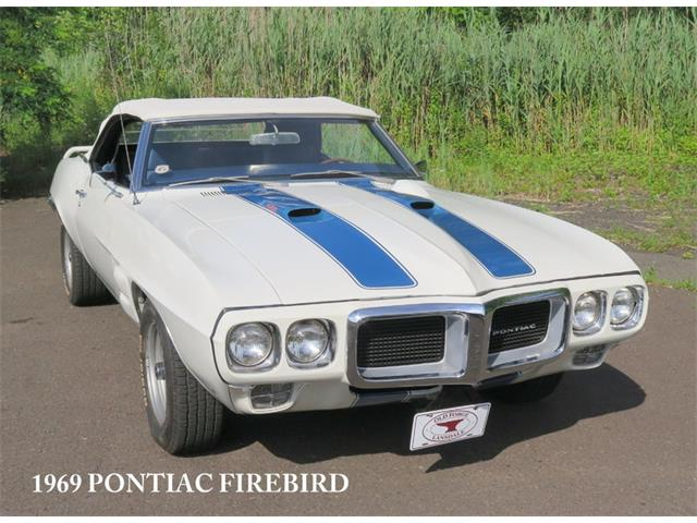 1969 Pontiac Firebird   897351