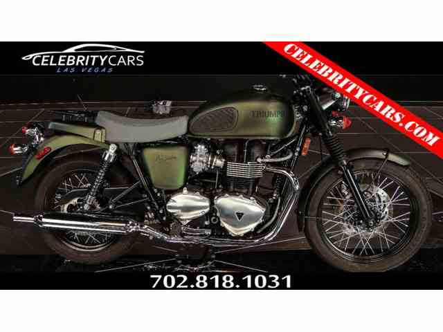 2013 Triumph Bonneville Special Edition SE   897354