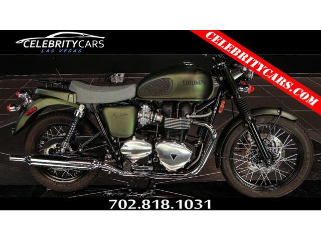 2013 Triumph Bonneville Special Edition SE | 897354