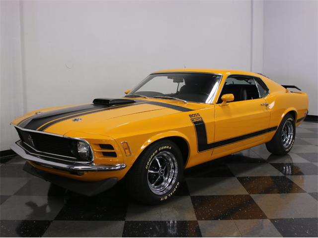 1970 Ford Mustang Boss 302 Tribute | 897368