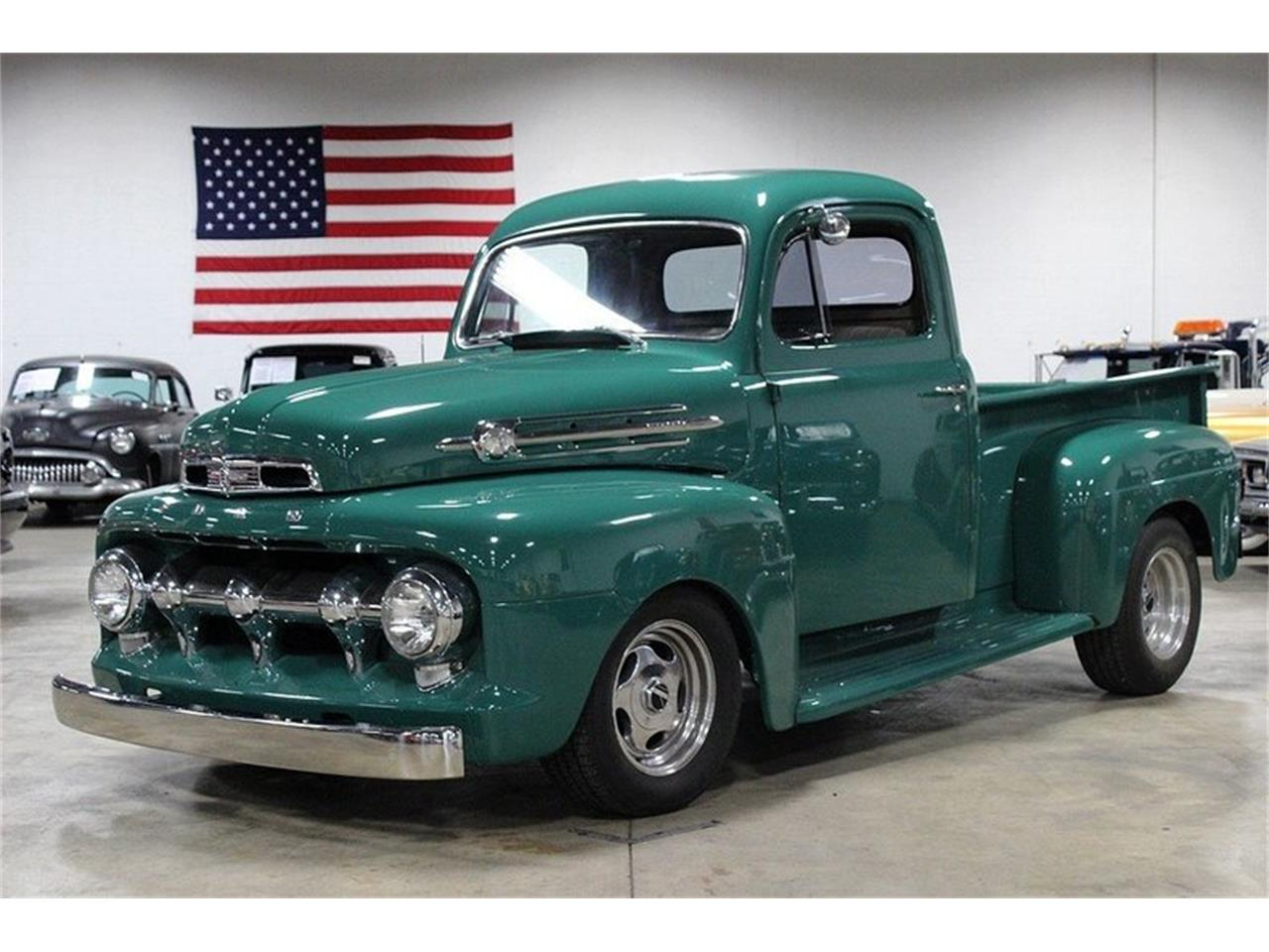 Craigslist Cars And Trucks For Sale >> 1952 Ford F1 | Upcomingcarshq.com