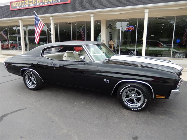 1970 Chevrolet Chevelle SS | 897371