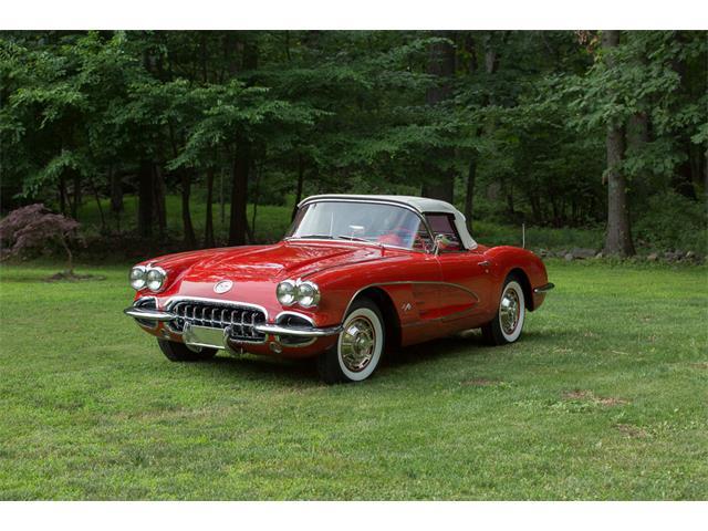 1960 Chevrolet Corvette | 897379