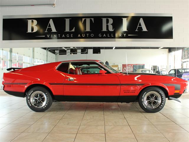 1971 Ford Mustang | 897380