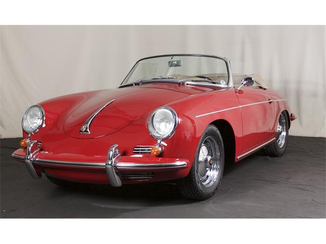 1960 Porsche 356B | 897387