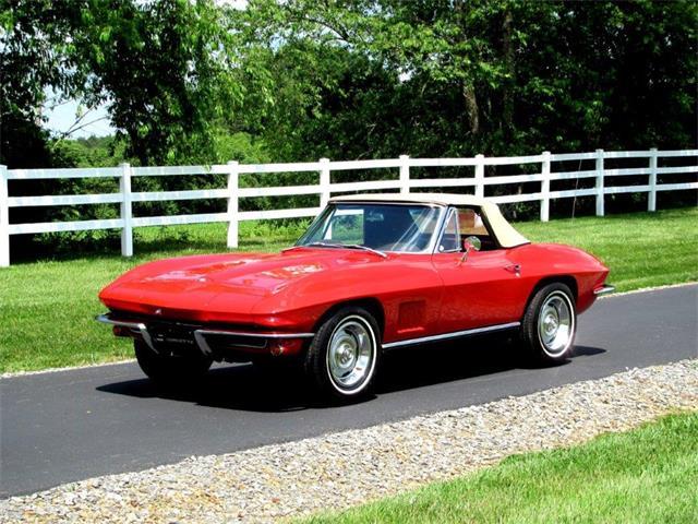 1967 Chevrolet Corvette | 897392