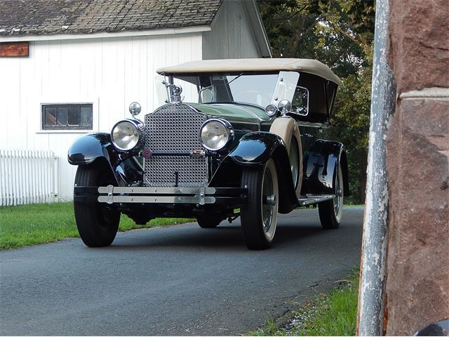 1927 Packard 343 Super 8 Phaeton | 897395