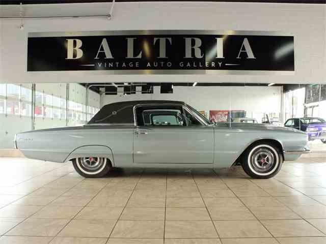 1966 Ford Thunderbird | 897396