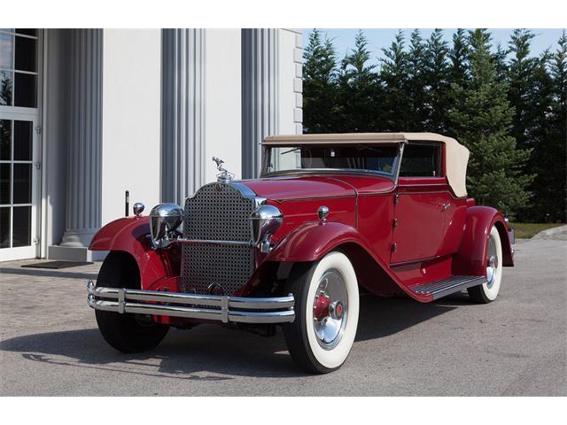 1931 Packard 845 Rollston Convertible | 897397