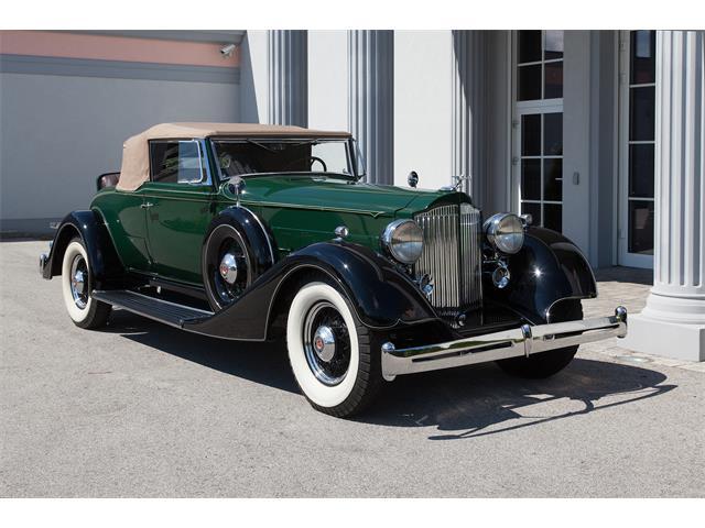 1934 Packard Super 8 Roadster | 897398