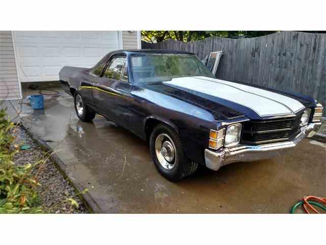 1971 Chevrolet El Camino | 897403