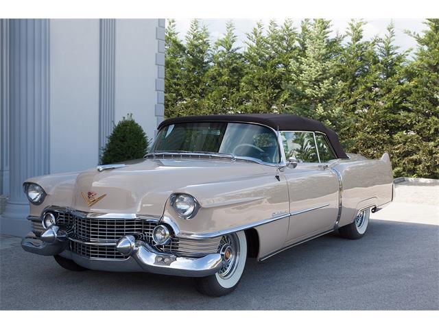 1954 Cadillac V-8 Convertible Coupe | 897406