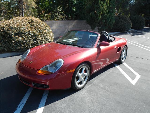 2001 Porsche Boxster | 897411