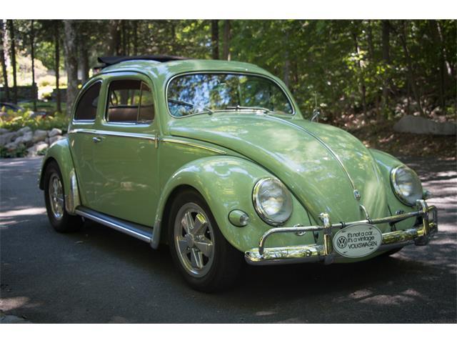 1957 Volkswagen Beetle | 897412