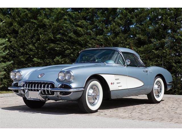 1958 Chevrolet Corvette | 897416